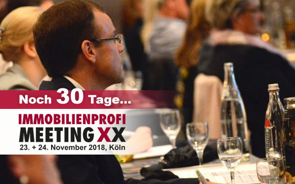 Das IMMOBILIENPROFI-Meeting 2017