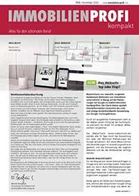 IMMOBILIEN-PROFI - die aktuelle Ausgabe