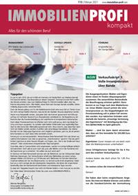 IMMOBILIEN-PROFI Kompakt - Tippgeber