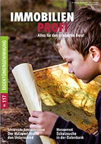 Ausgabe 117 des IMMOBILIEN-PROFI