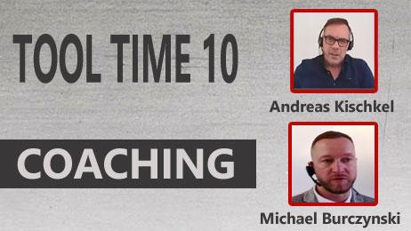 Tool Time 10 - Coaching