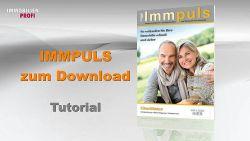 IMMPULS - Das Tutorial