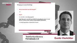 Fernabsatz 2.0 (1/2)