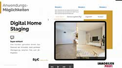 Tool-Time 2: Virtuelles Homestaging (1/2)