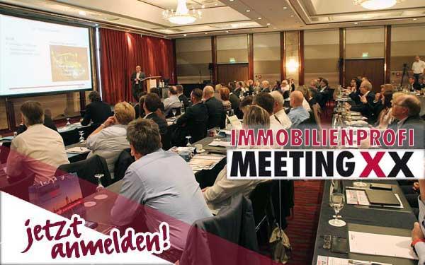IMMOBILIEN-PROFI Meeting XX