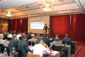 Lars Grosenick beim Meeting 2014