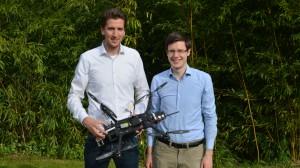 Die airmazing-Gründer, Philipp Barsch und Nikolaus Fischer