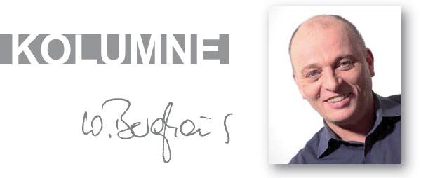 Kolumne Werner Berghaus