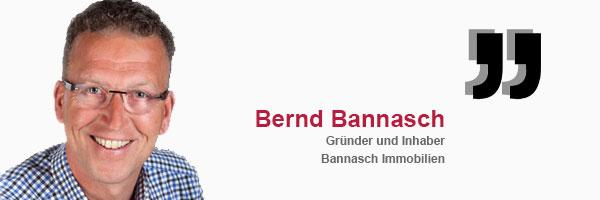 Referenz Bernd Bannasch