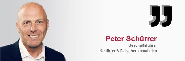 Referenz Peter Schürrer