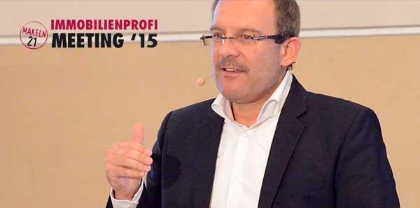 Mark Remscheidt auf dem Meeting2015