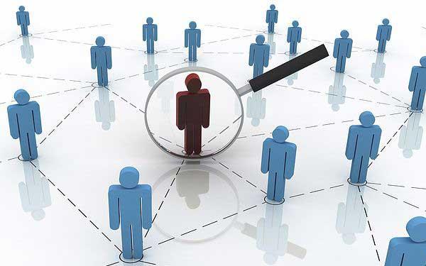 Makler-Netzwerk