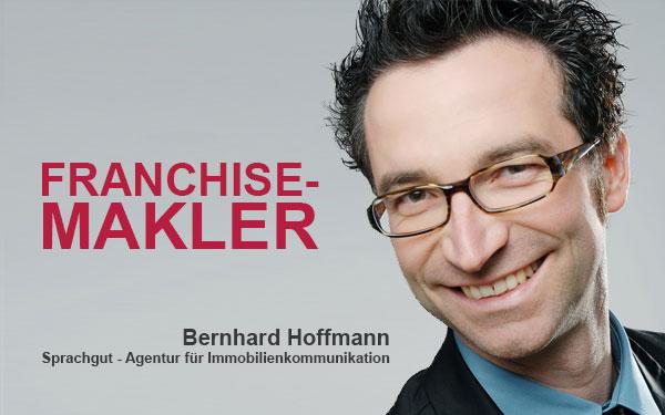 Franchise-Makler von Bernhard Hoffmann