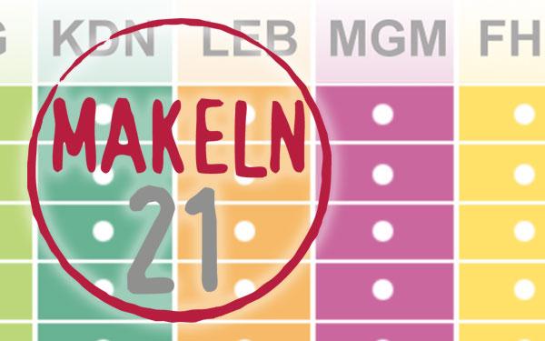 Makeln21 -  Die ersten Jahre