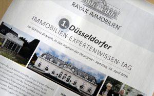 1. Düsseldorfer Immobilien-Expertenwissen-Tag