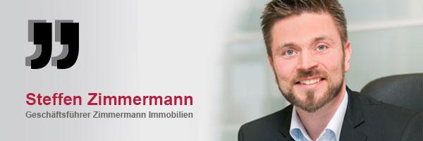 """Steffen Zimmermann zu """"Makeln21_Strategie 2"""""""