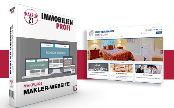 Makler-Website