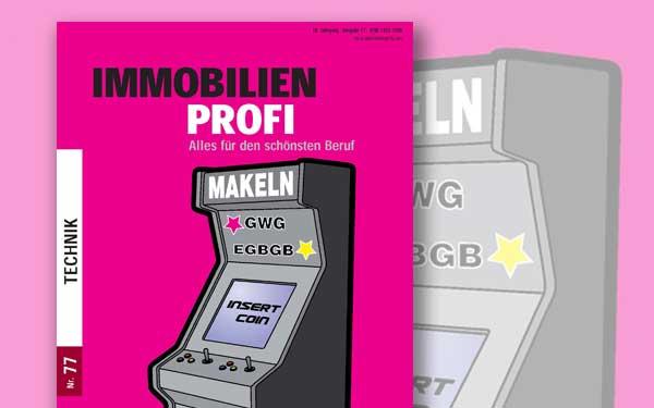 IMMOBILIEN-PROFI Ausgabe 77