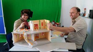 """Making of """"Haus sucht Mensch"""""""