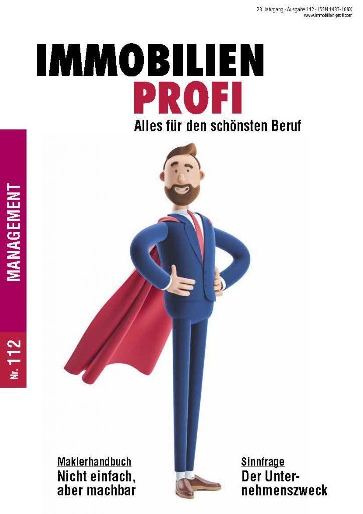 Die neue IMMOBILIEN-PROFI Ausgabe 112